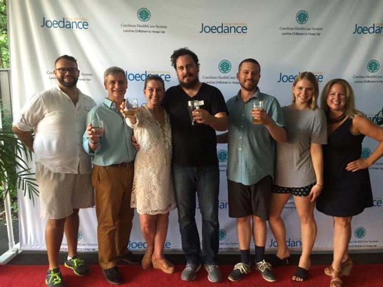 Full Width Joedance Film Festival Crew