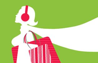 Lady Shopper Bigstock 37430665 White Copy