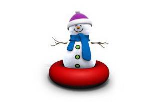 Snowman 315