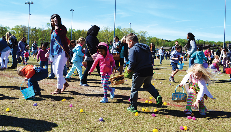 Hop To It Credit Town Of Indian Trail Parks And Rec