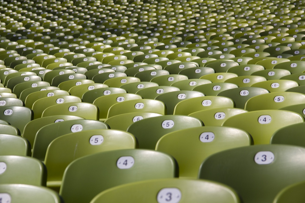 Seats Paulbergmeir 1000