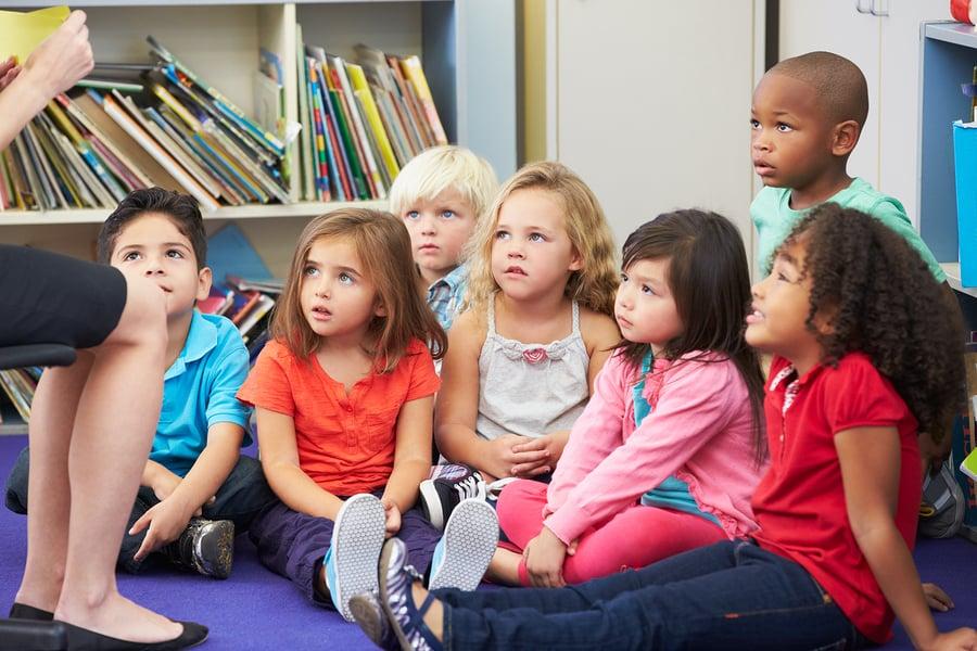 Bigstock Elementary Pupils In Classroom 45726505