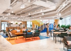 WeWork at The Lab