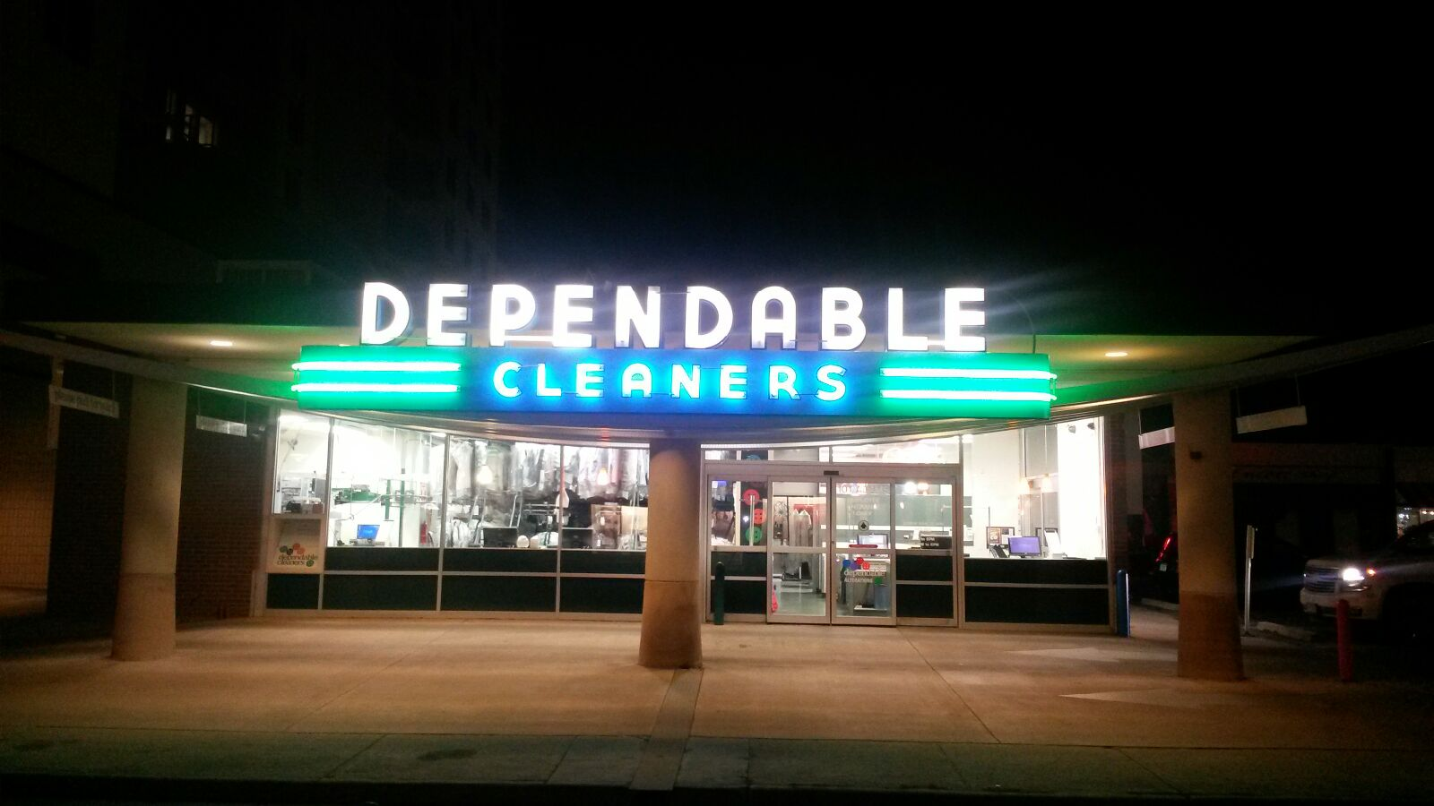 Dependable Dry Cleaners