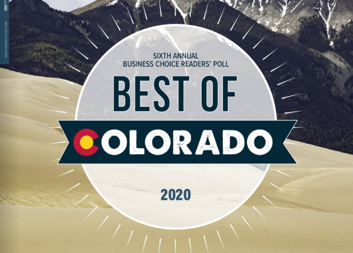 best of colorado business choice awards 2020