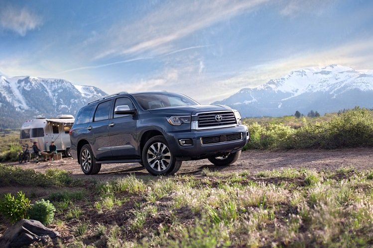 2020 Toyota Sequoia Ext
