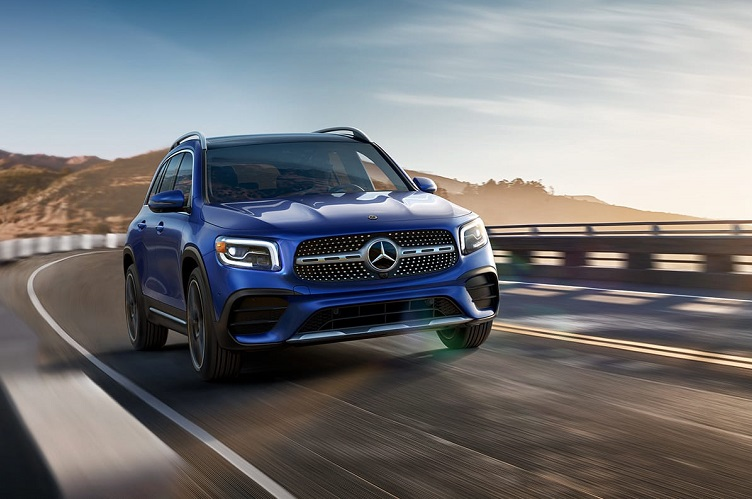 2020 Mercedes Glb 250 4matic Ext