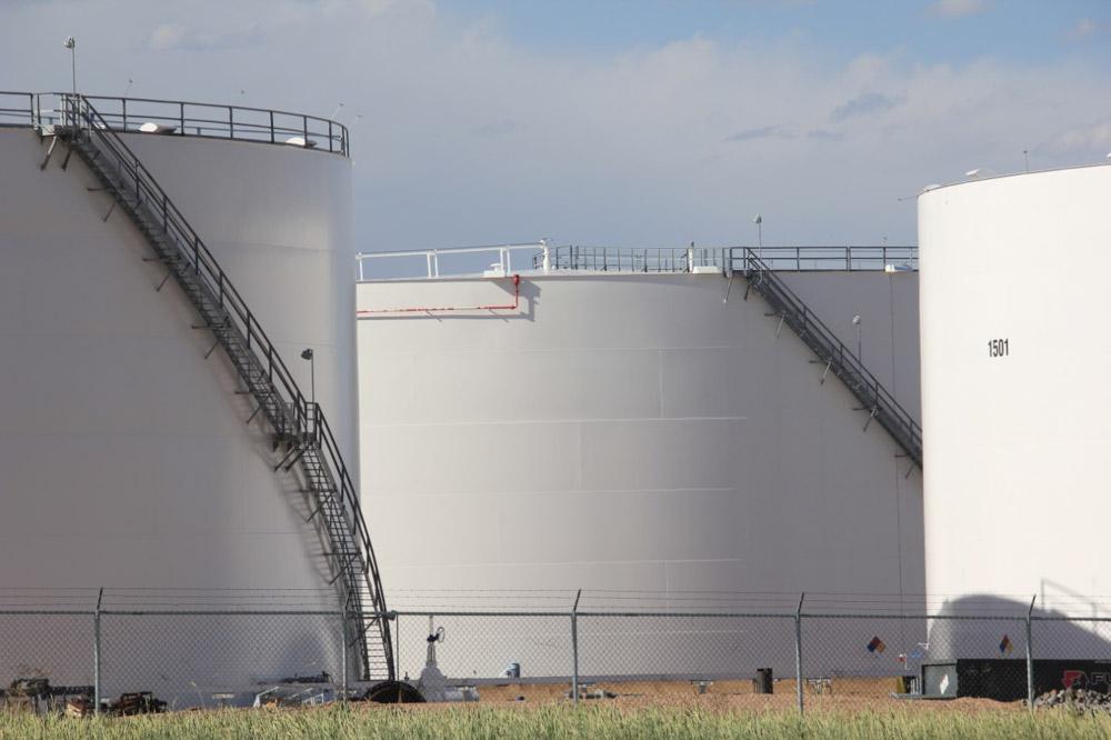 Energy Report Oil