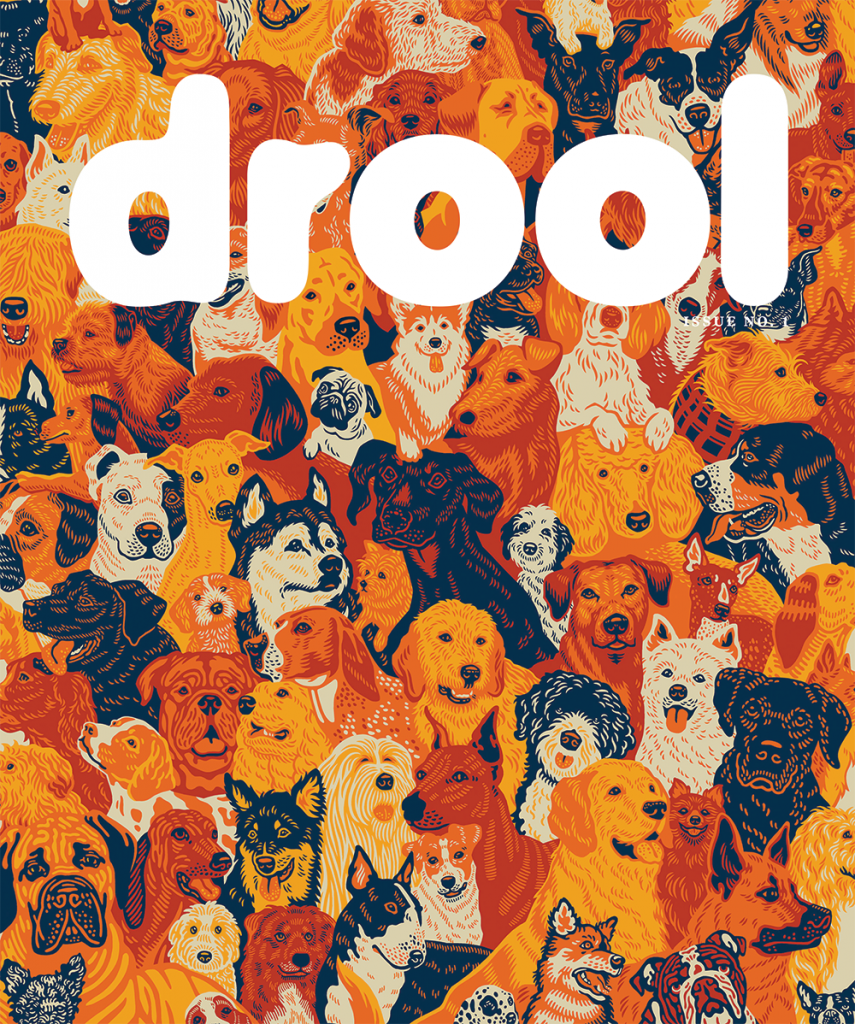 Drool Issue1 Frontcover