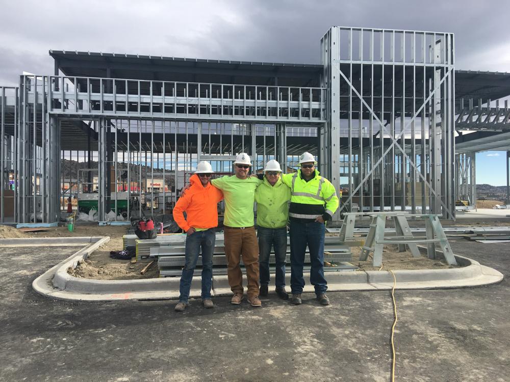 Top Co Neenan Construction Team