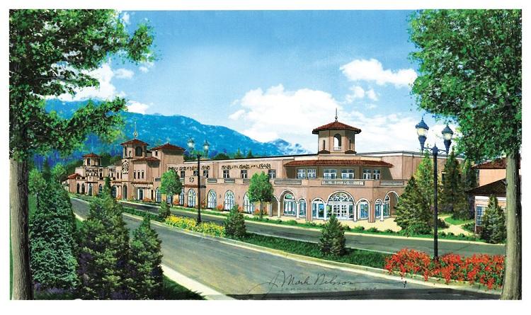 Sos Broadmoor