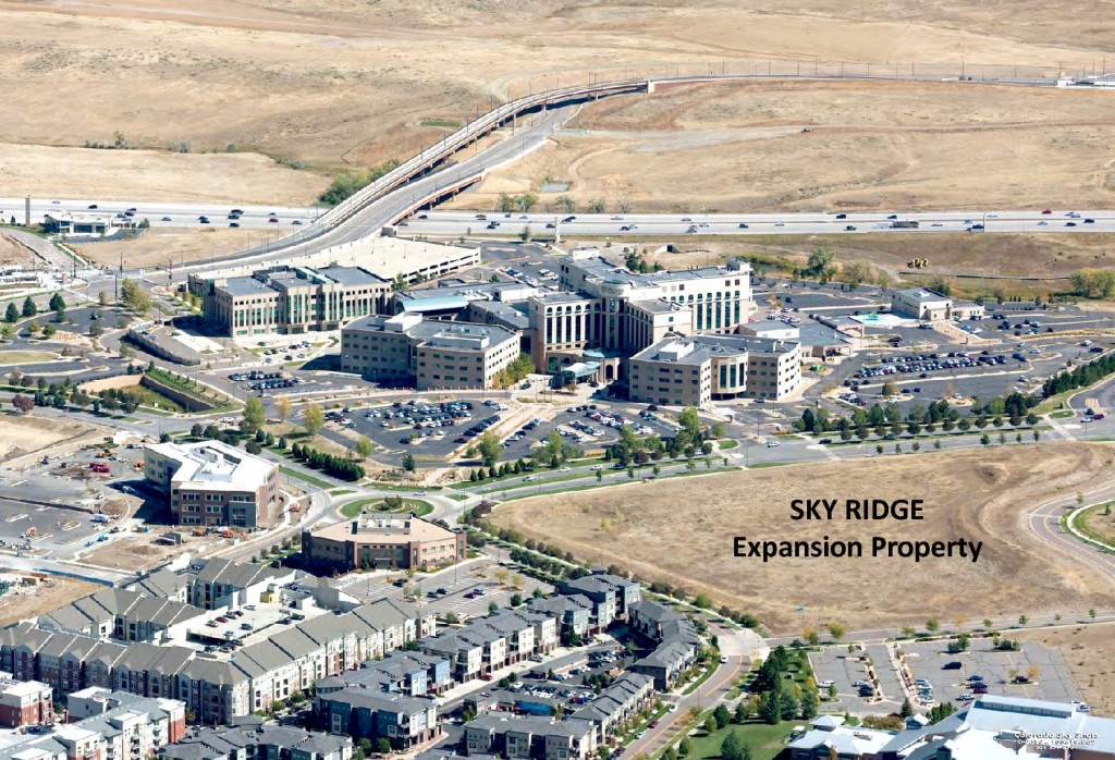Sky Ridge Expansion Property
