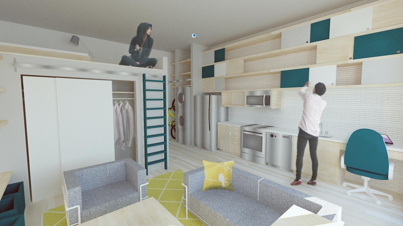 Upending the micro-housing myth in Denver - ColoradoBiz ...