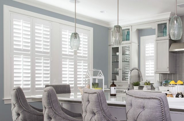 Sunburst Shutters & Window Fashions Denver