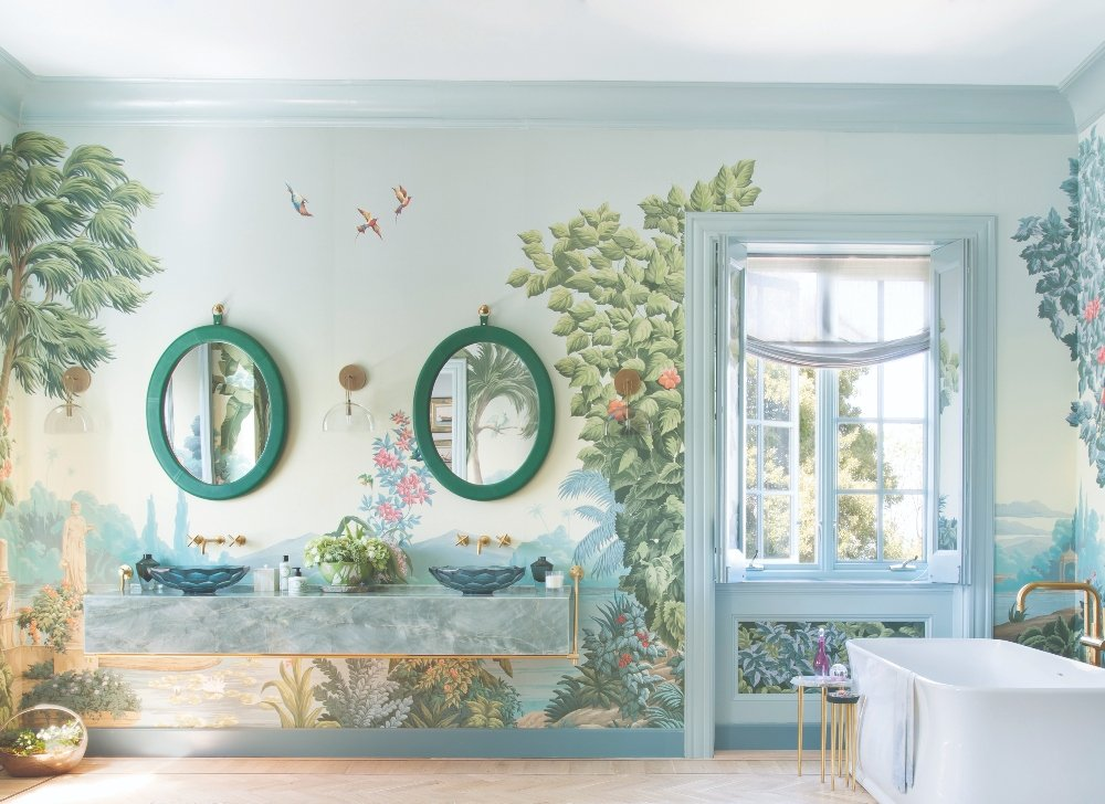 Paradise Lost. Interior Design By Abh Interiors. Photo By Suzanna Scott New (3)