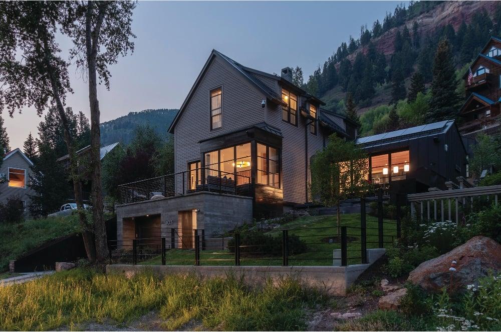 Telluride Home Exterior