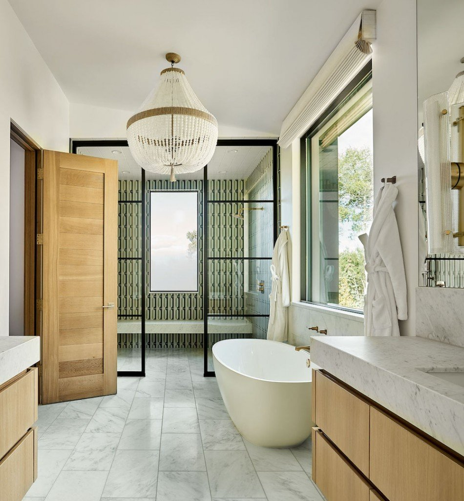 Master Bath Sanctuary