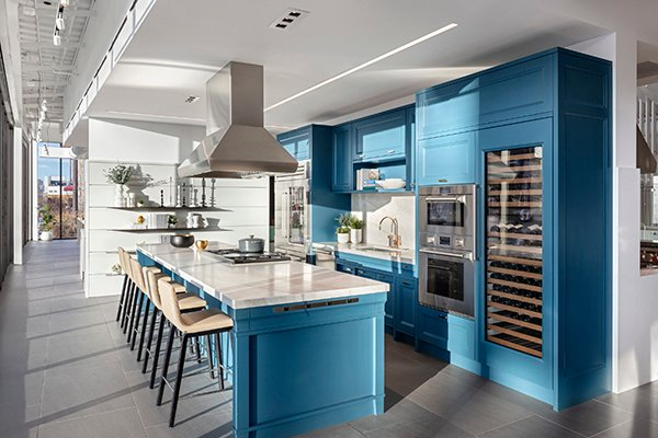 Sub-Zero, Wolf, and Cove Showroom by Roth Living