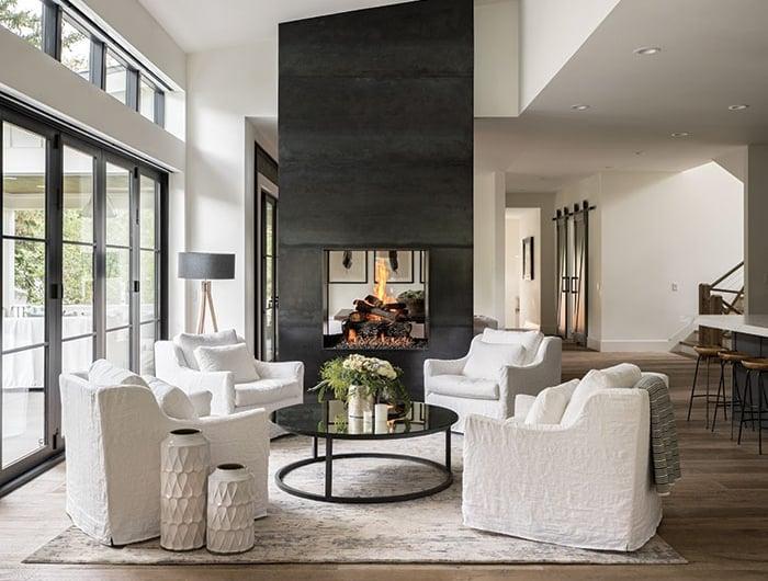 Fireplace2c Entrepreneur Laura Lovee28099s Denver Home2c Hentschel Designs2c Colorado Homes And Lifestyles Magazine