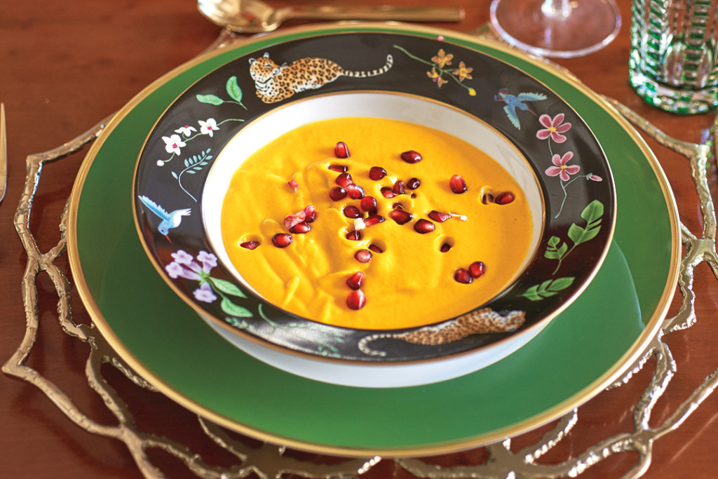 Recipe for Curried Cauliflower Soup