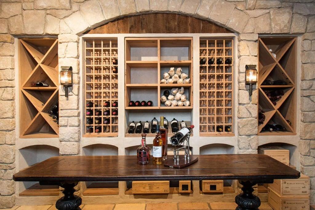 Greenwich Estate Wine Room