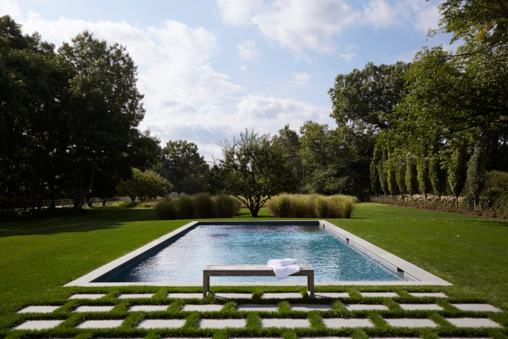 Rent David Kleinberg's Hamptons Home is Available for $125K with a Massive Pool