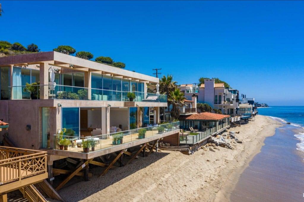 Malibu Modern Beachfront
