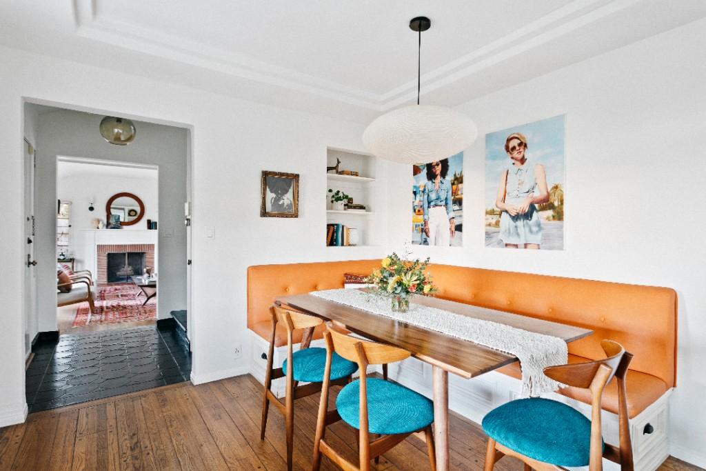 James Jagger Kitchen Nook