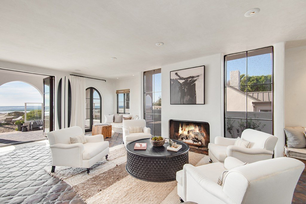 Marc Jacobs Former Moroccan Rental Living Room Views