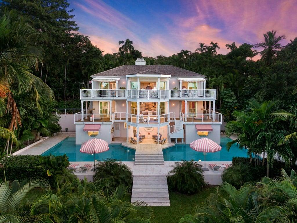 Prestigious Bahamas Getaway Where Jackie O Vacationed Hits The Market Exterior