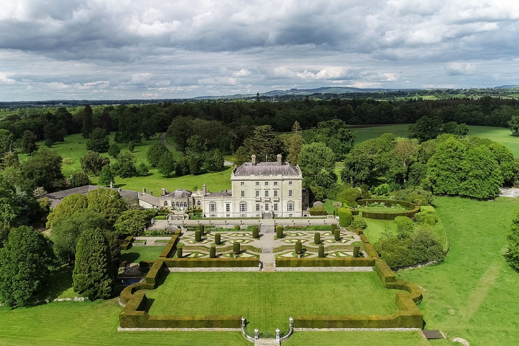 Abbeys And Ancient Forests Irelands Abbey Leix Estate Asks 21 9m Featured
