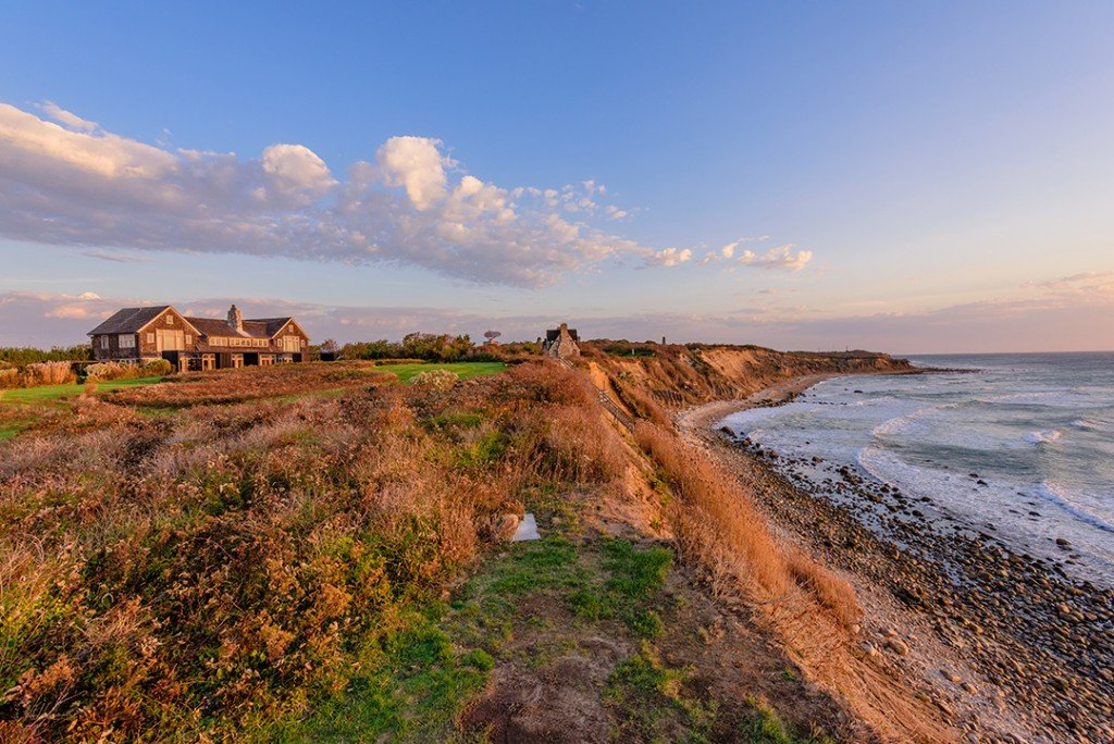 Secluded Waterfront Masterpiece In Montauk Hits The Market For 15 5m