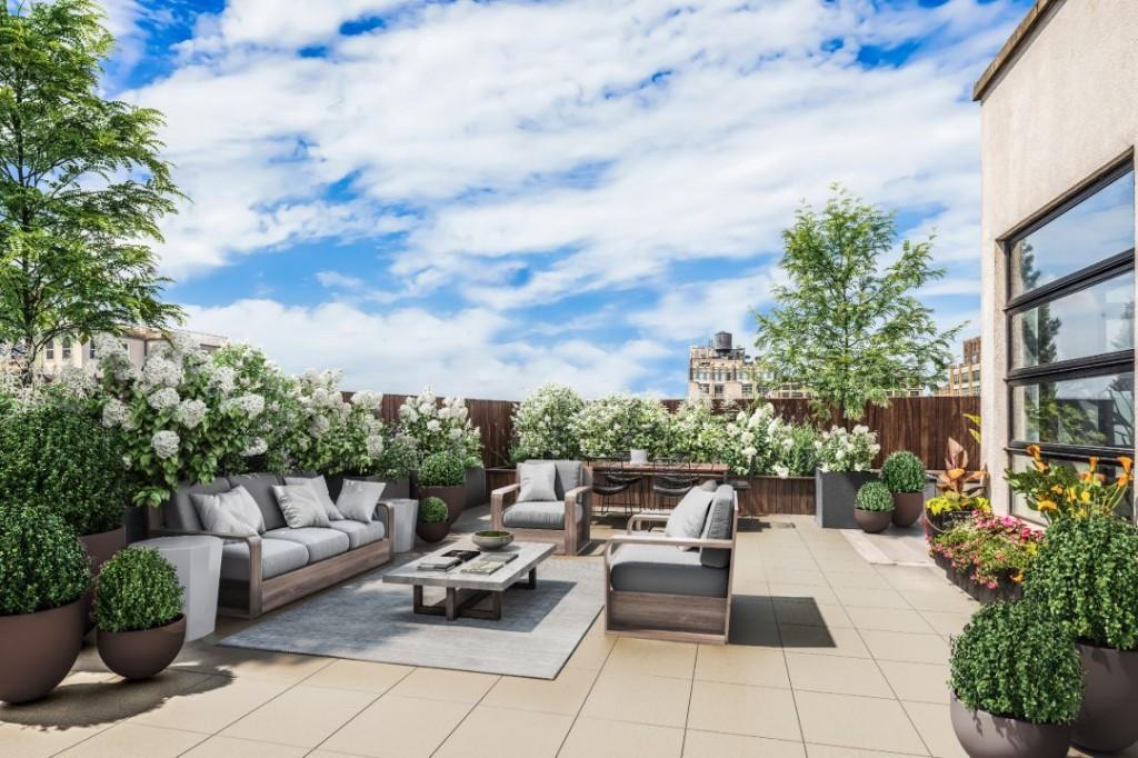 Tribeca Duplex Penthouse Terrace