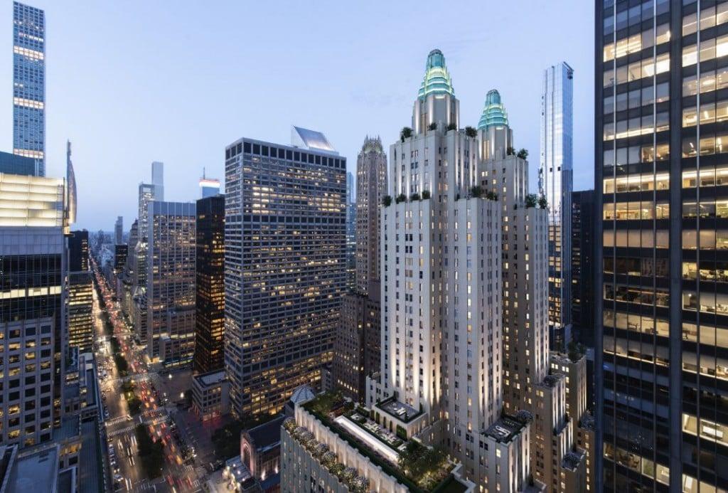 Waldorf Astoria Private Residences Exterior