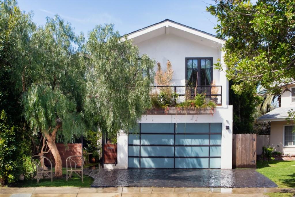 Kim Gordon Marina Del Rey Home Exterior