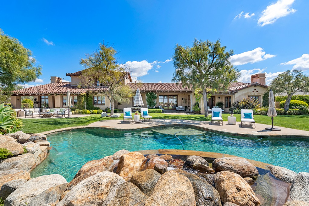 Nfl Quarterback Philip Rivers Dreamy San Diego Home Hits The Market Pool