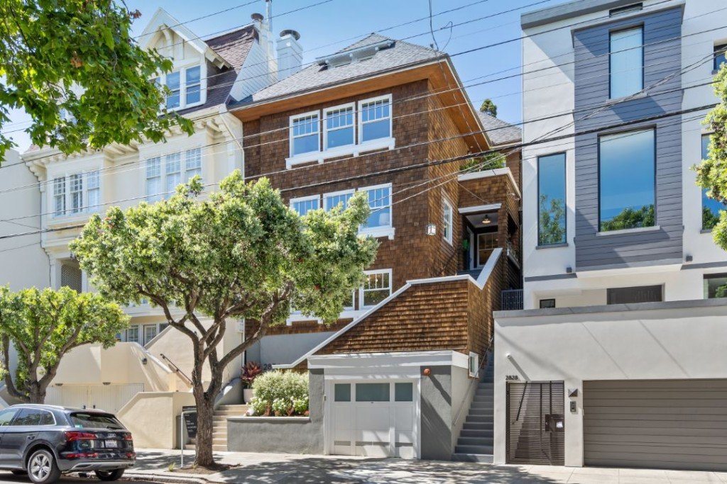 Pacific Heights San Francisco David Armour Exterior