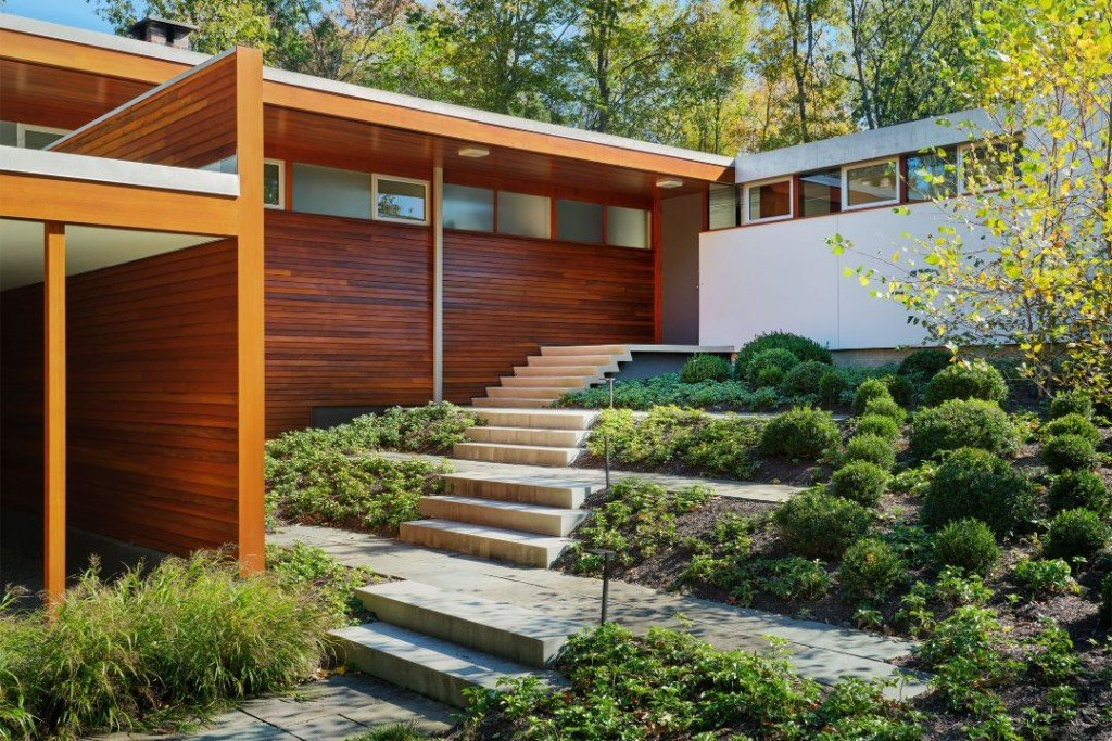 Richard Neutra Glen House Stamford 13