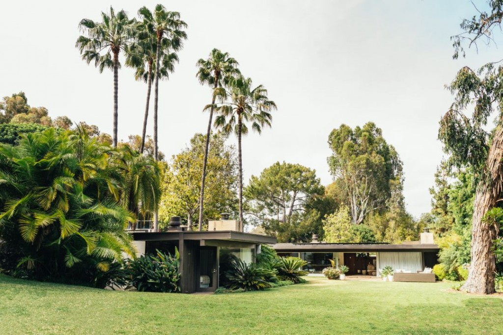 Richard Neutra Pacific Palisades Case Study House Exterior I