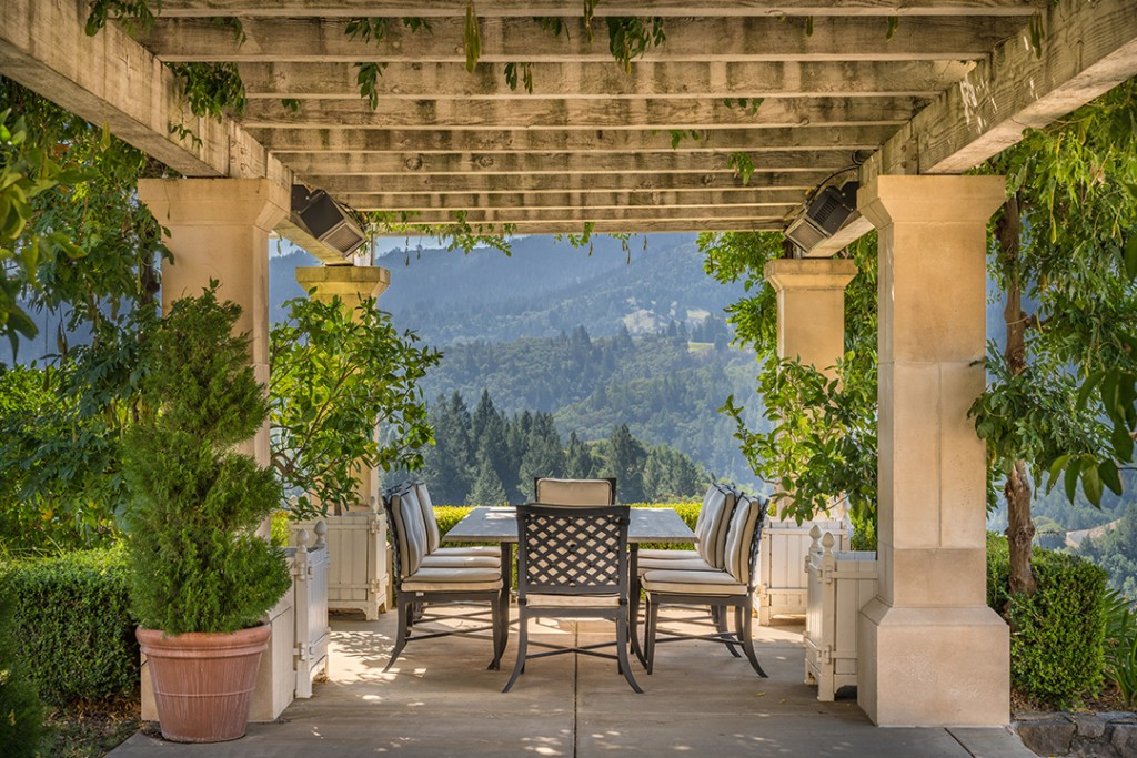 Tour A Dramatic Napa Valley Estate On 47 Acres Asking 7 9m Loggia