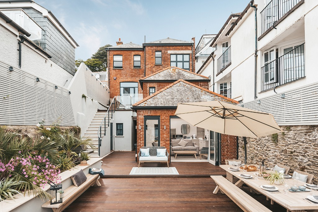 Gordon Ramsays Masterful Waterfront Townhouse In Cornwall Asks 3 6m Exterior