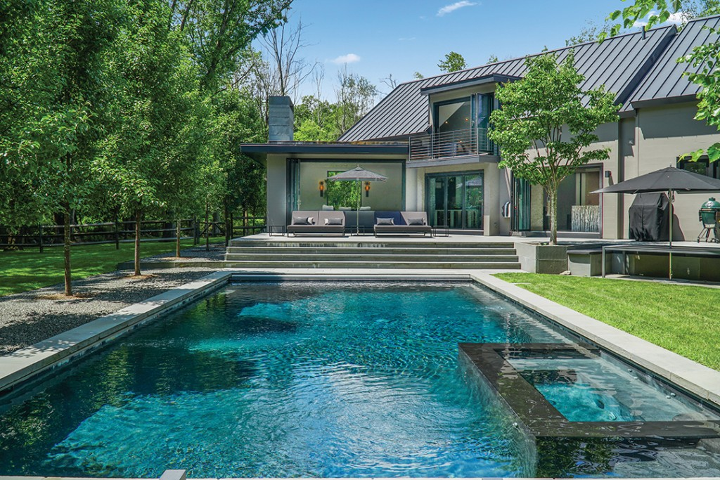 Modern Redding Home With Impressive Views Asks 3m Pool