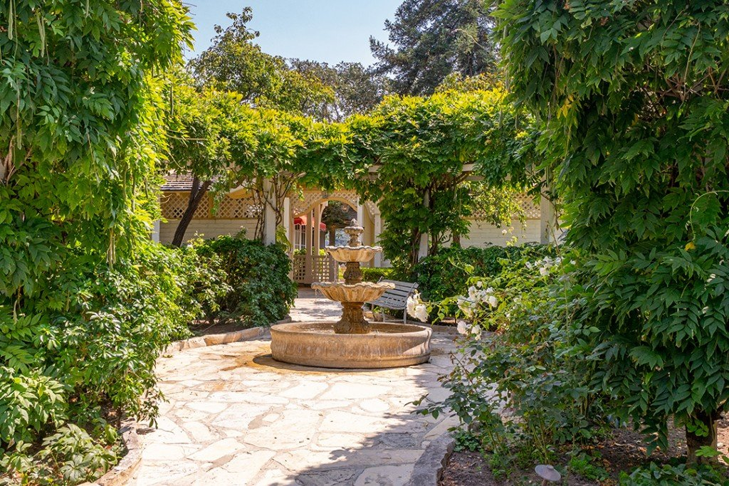Doris Day Whimsical Carmel Valley Estate Lists For The First Time Ever Fountain