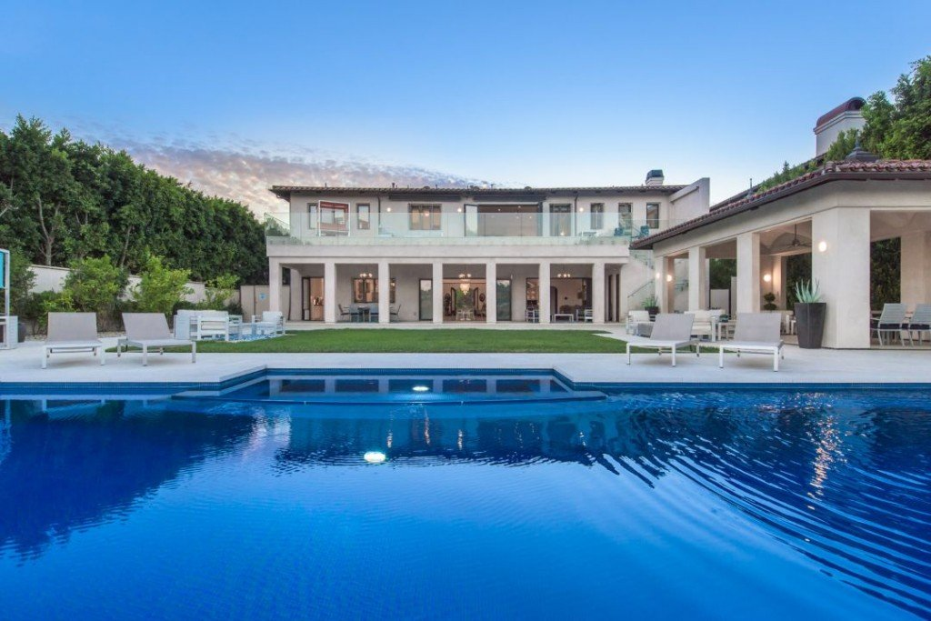 Kathy Griffin Bel Air Crest Rear Exterior