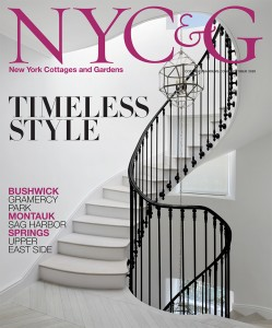Nyc&g October Cover 2020