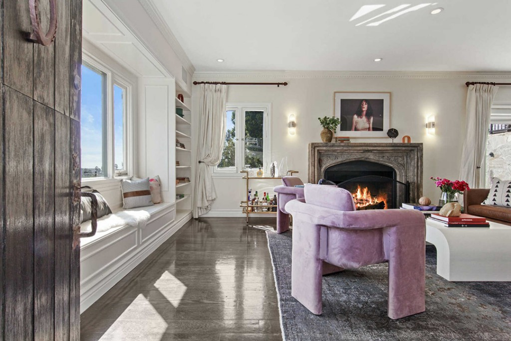 Horror Movie Director Lists Charming Hollywood Hills Home Living
