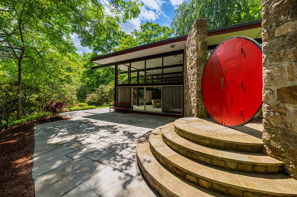 Late Jazz Icon Dave Brubecks One Of A Kind Wilton Ct Home Wants 2 75m Door