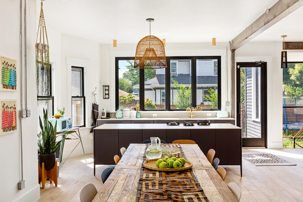 Step Inside An Eclectic And Airy Brooklyn Home Listed For 3 2m Kitchen Open