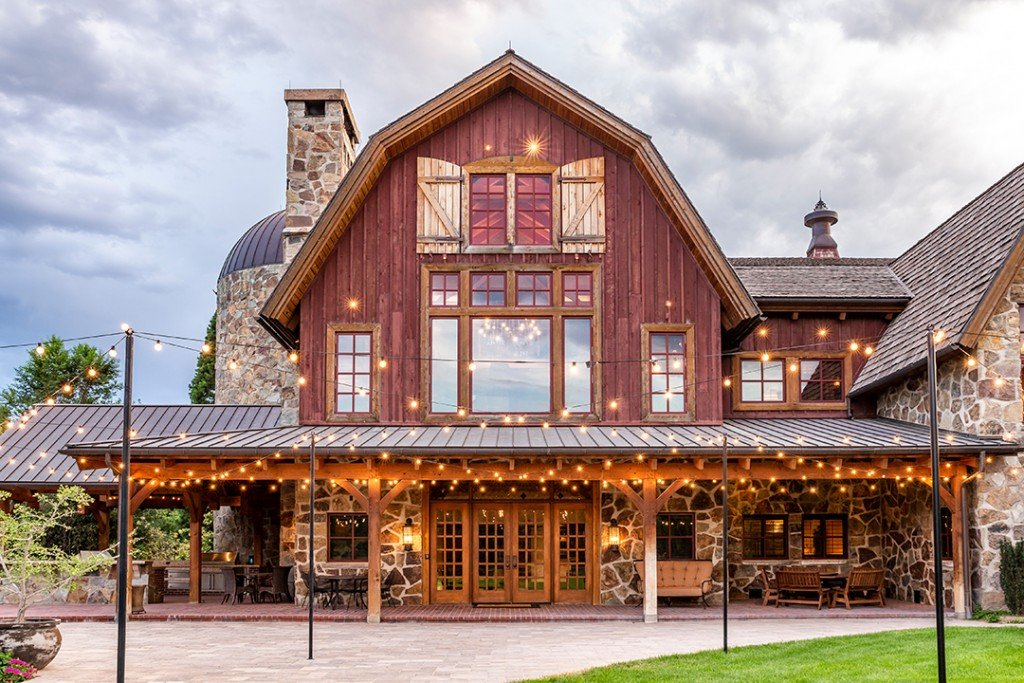 Explore A 25m Utah Retreat On 20 Breathtaking Acres Lights