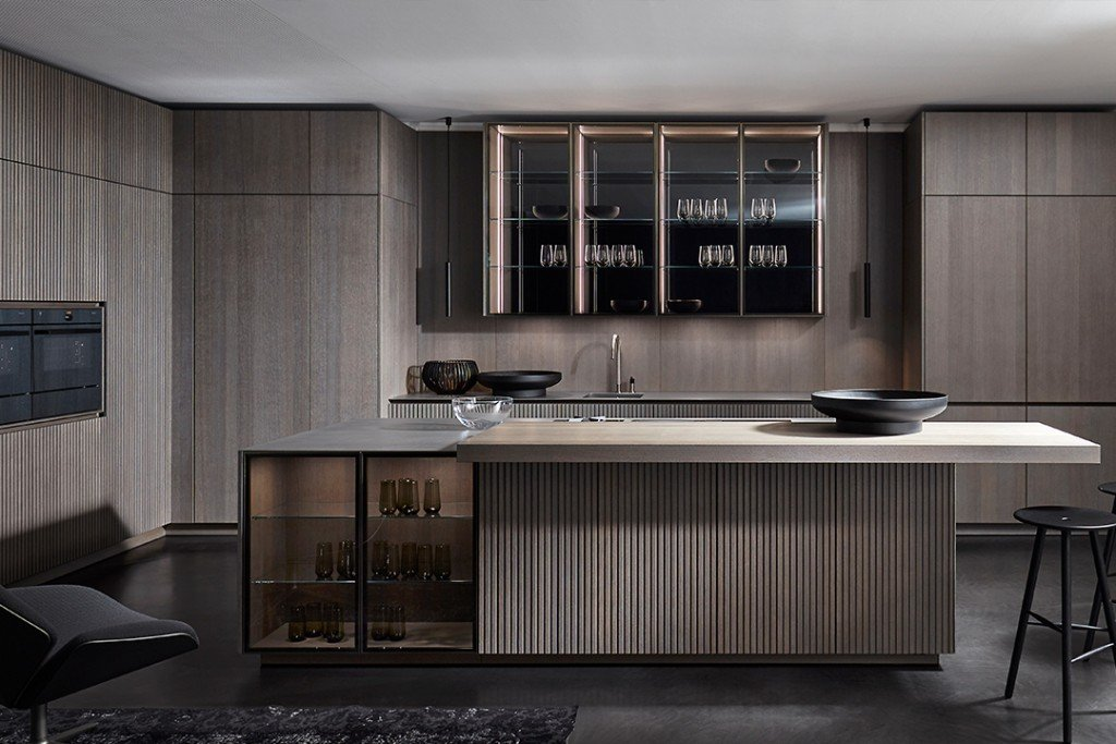 Minimalist Perfection Eggersmann Launches Lausanne Cabinetry Kitchen